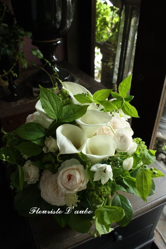 ご結婚記念日のアレンジメント