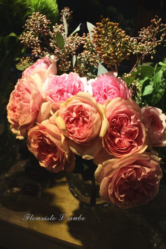 rose'イヴペーシュ'